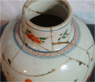 Porcelain Vase Repair Vase And Cellar Image Avorcor
