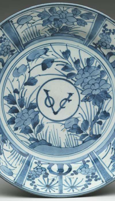 Japanese Arita porcelain for VOC