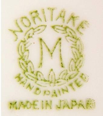 Japanese Noritake Porcelain