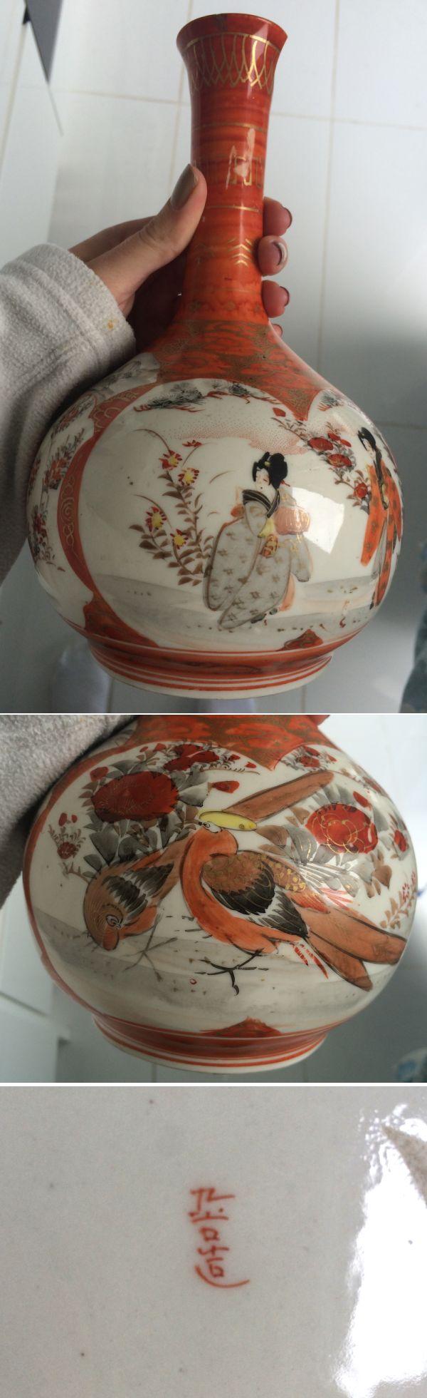 datation Kutani porcelaine azubi vitesse datant Ingolstadt
